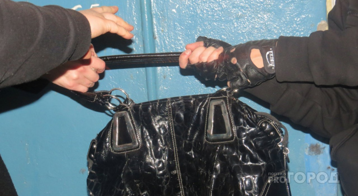 В Чебоксары парень вернулся из армии и начал грабить женщин