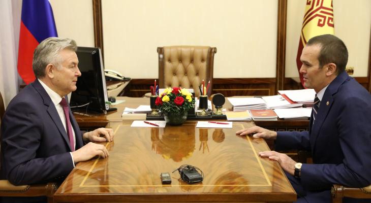 Председатель депутатов Чувашии уволился и переместился ближе к Игнатьеву