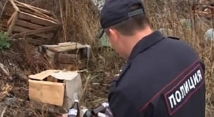 Химические отходы из Марий Эл решили сбросить в Чувашии