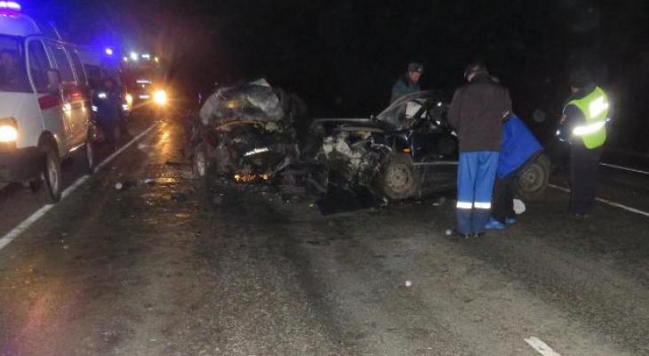 В Чувашии за прошедшие сутки в ДТП погибли 5 человек