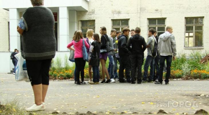 В чувашской школе нелегально работали ученики