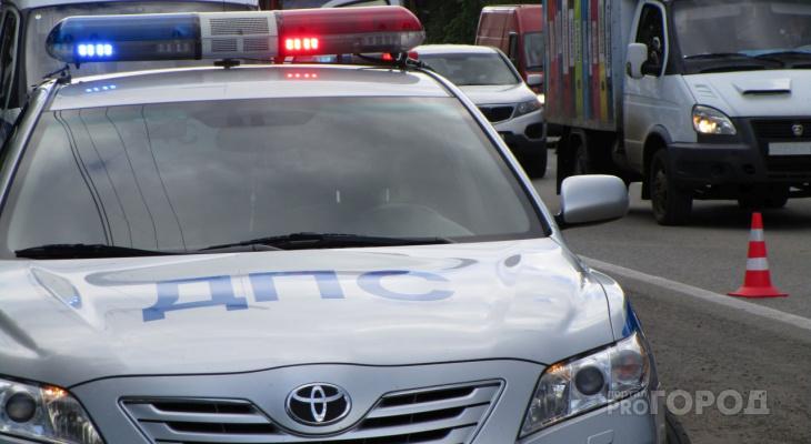 В Чувашии водитель компенсирует полицейскому моральный ущерб