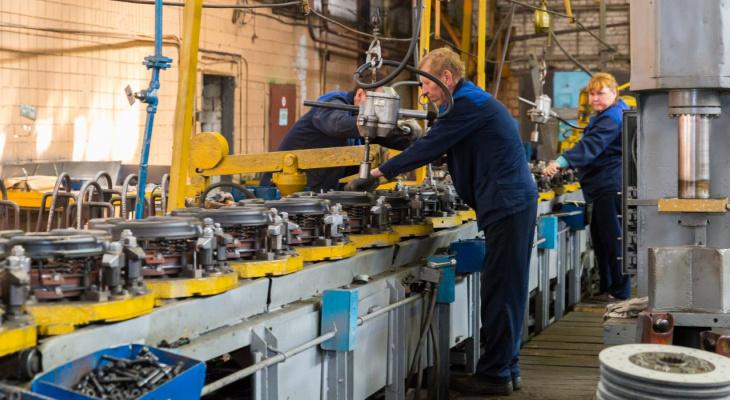 Агрегатный завод собирается вернуть былую мощность
