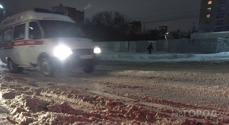 В Чувашии за воскресенье три человека замерзли насмерть