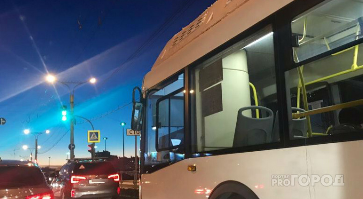 Только 25 процентов населения поддержали транспортную реформу в Чебоксарах