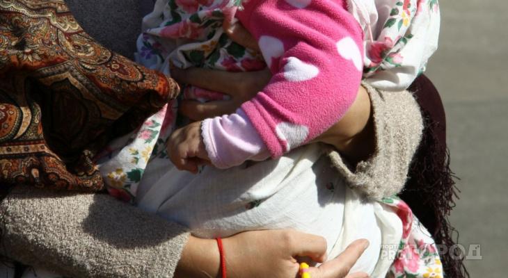 В Чебоксарах новорожденной девочке ищут семью