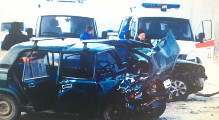 Пострадавшая в ДТП в Шумерлинском районе скончалась в больнице