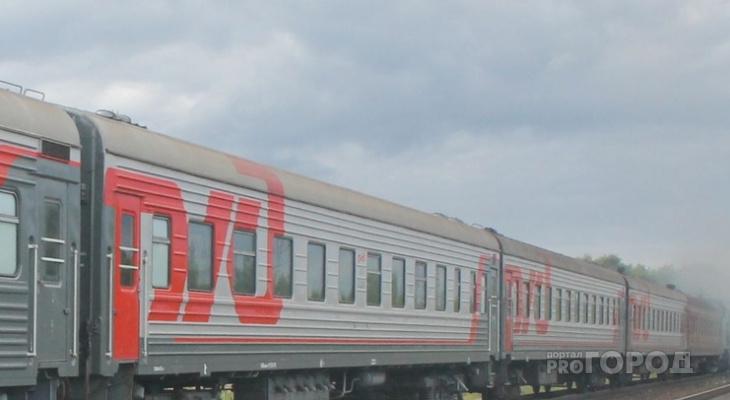 Проводник поезда ответит за выпадение женщины из вагона
