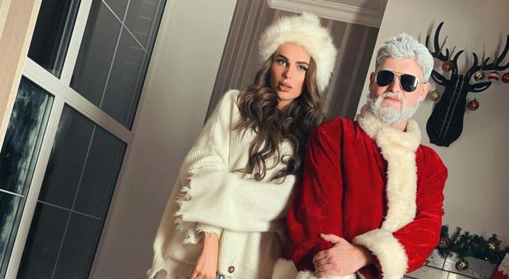Чебоксарская певица исполнила новогоднее желание четверых детей
