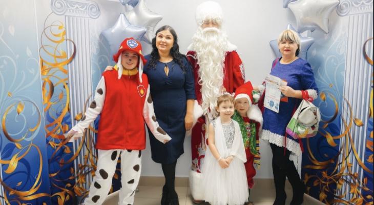 В Чебоксарах прошел фестиваль «Зимняя сказка»