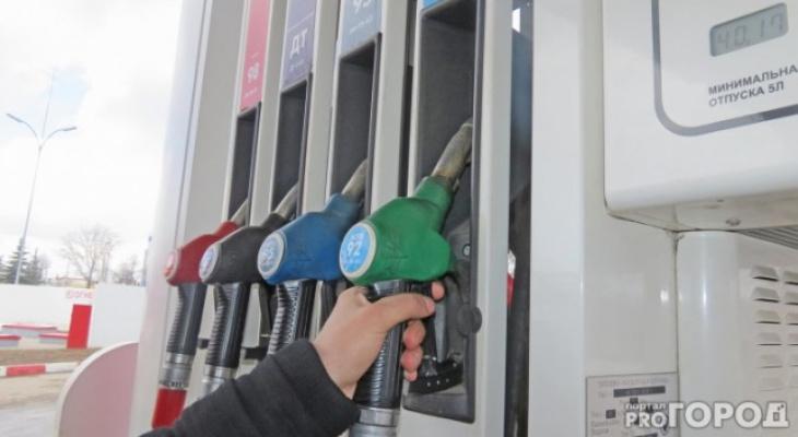 Цены на бензин в Чувашии перестали быть самыми дорогими в Поволжье