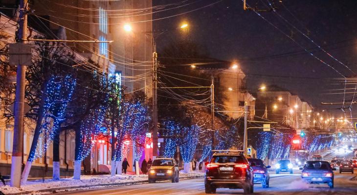 Как будут работать организации в новогодние праздники в Чебоксарах