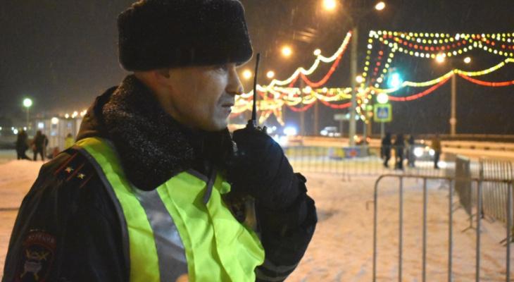 В МВД по Чувашии рассказали, как в республике прошла новогодняя ночь