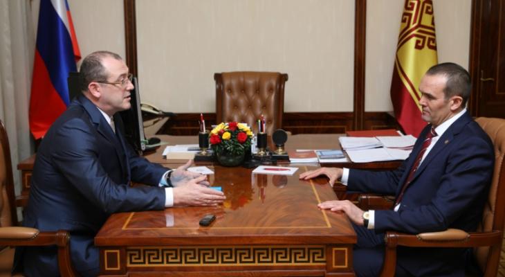 Игнатьев потребовал не покрывать долги Алатыря за счет бюджета
