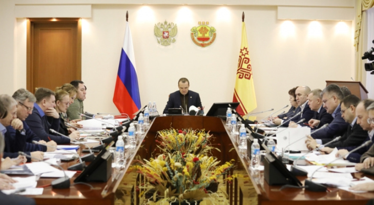 Игнатьев провел первое совещание в 2019 году и обсудил планы на будущее