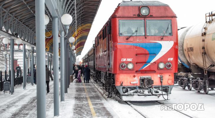 В Чувашии билеты на поезда можно купить по сниженной цене