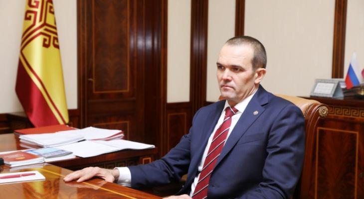 Игнатьев провел встречи с главами еще двух районов республики