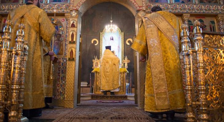 В Чебоксарах рождественское богослужение пройдет в прямом эфире из Татианинского собора