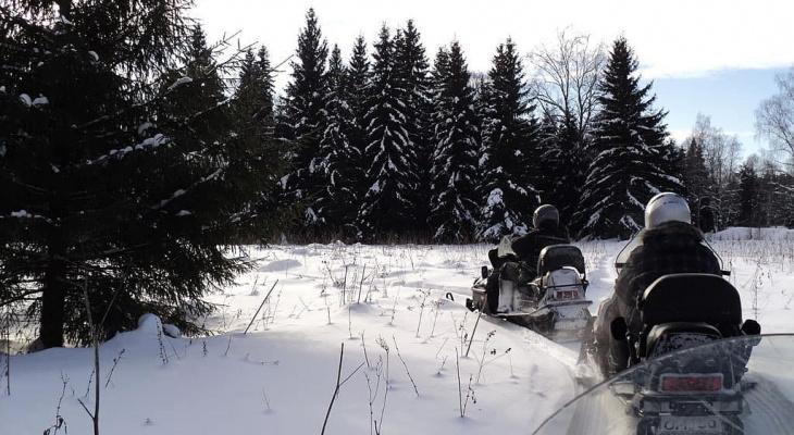 ГИБДД Чувашии требуются добровольцы со снегоходами