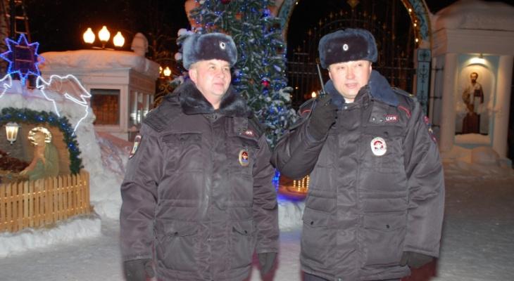 Рождественская ночь в Чувашии прошла без происшествий