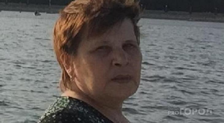 Родственники просят помочь в поисках пропавшей уроженки Чувашии