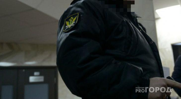 В Чебоксарах судебный пристав присвоил конфискованную технику