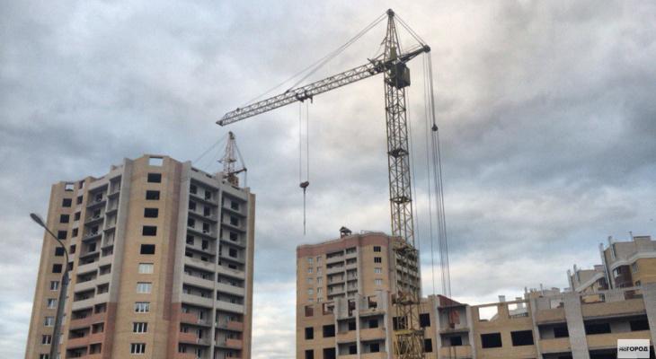 Минстрой установил стоимость квадратного метра жилья в Чувашии