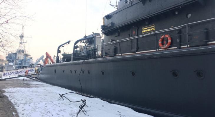«Новочебоксарск» стал лучшим боевым тральщиком Балтийского моря
