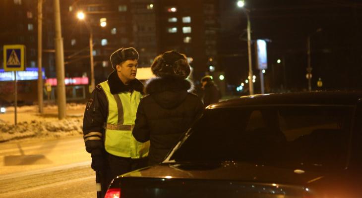 В Чувашии проводят рейд по поимке пешеходов-нарушителей