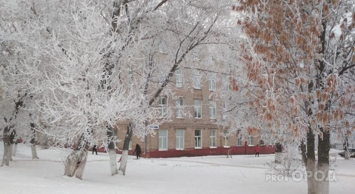 Синоптики рассказали, когда в Чувашии ударят крещенские морозы