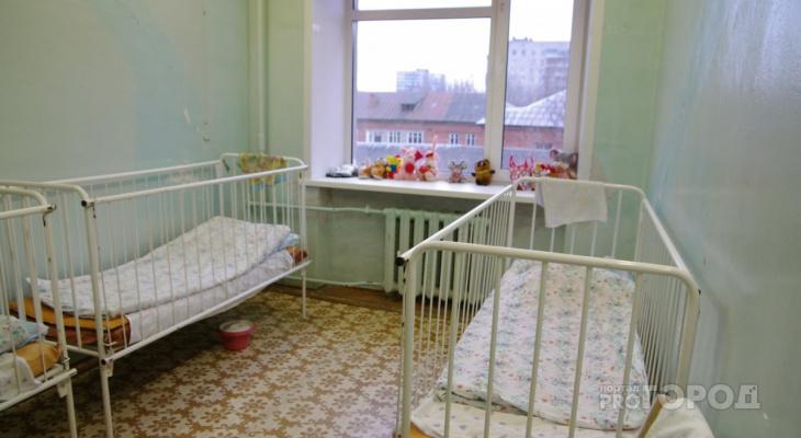 В Чувашии за прошлый год произошел резкий спад рождаемости