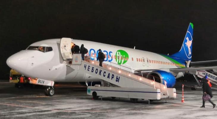 Вылет в Москву из Чебоксар отменили из-за технической неисправности