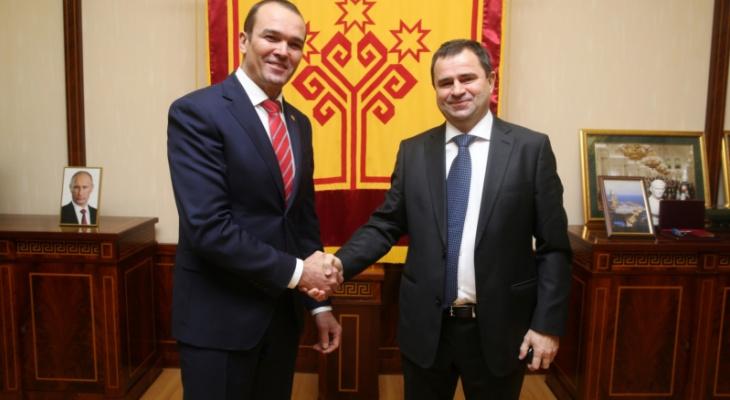 Игнатьев назначил нового министра строительства и ЖКХ Чувашии