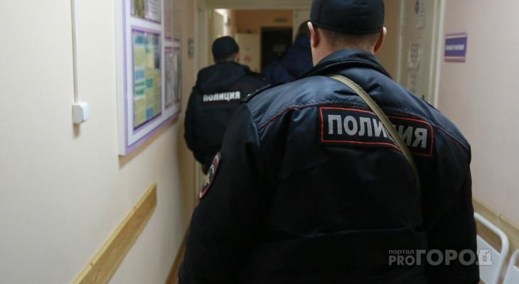 В Чебоксарах задержали сына Алексея Ладыкова за нападение на полицейских