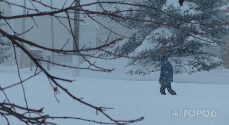 МЧС предупреждает о неблагоприятных погодных условиях в Чувашии