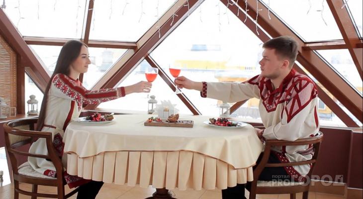 Готовим романтический ужин на 14 февраля в национальном чувашском стиле