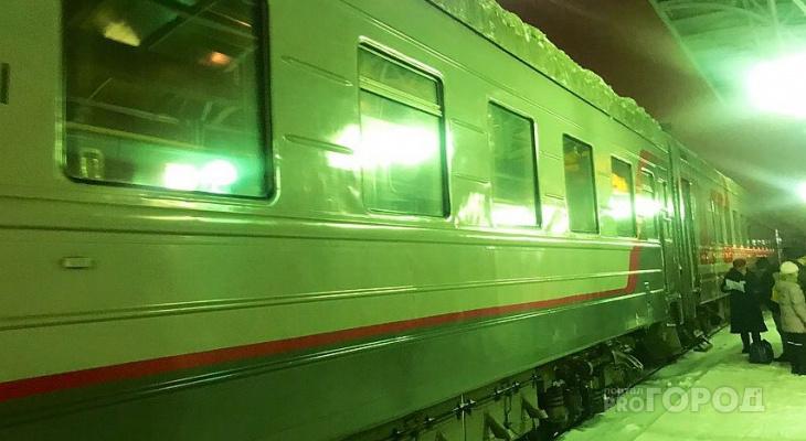 В Канаше сняли с поезда пропавшую без вести девятиклассницу