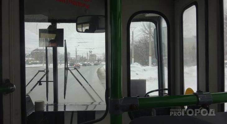Чебоксарского депутата высадили из троллейбуса, так как у него не было наличных