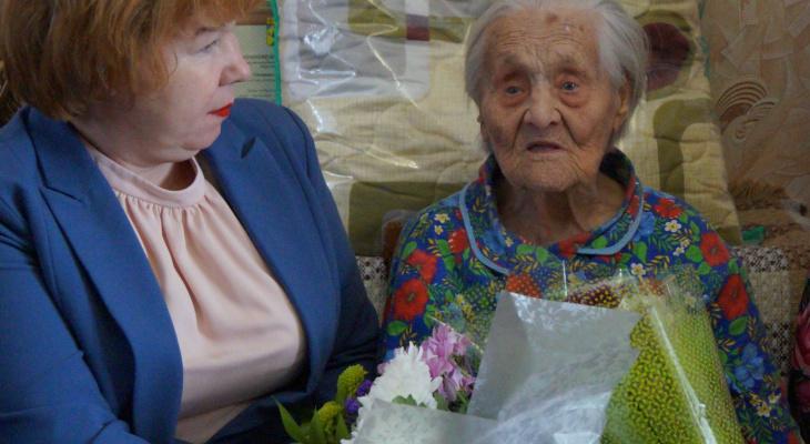 В Новочебоксарске ветерану войны исполнился 101 год
