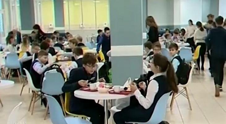 Проверка Роспотребнадзора в школьных столовых Чебоксар показала не лучшие результаты
