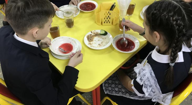 В Чебоксарах кулинары представили новые блюда для школьных столовых