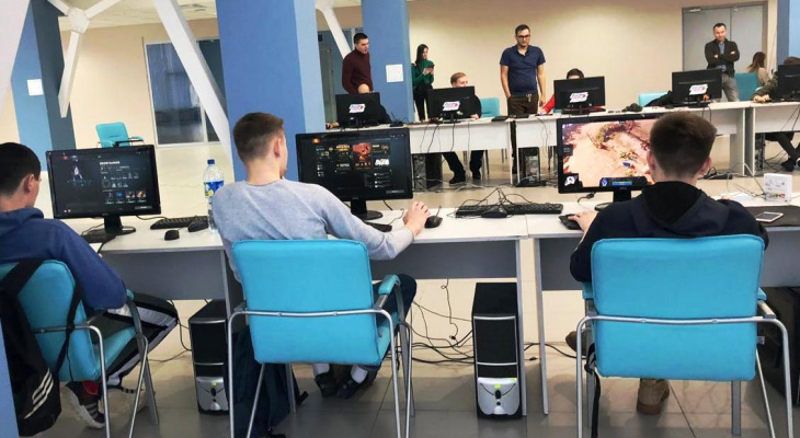 Чемпионат Чувашии по киберспорту – на высоких скоростях «Ростелекома»
