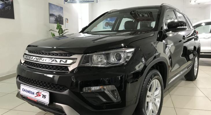 Автосалон в Новочебоксарске представил кроссовер по специальной цене