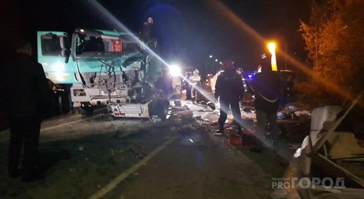 В Чувашии водителю самосвала вынесли приговор за гибель 12 человек в ДТП