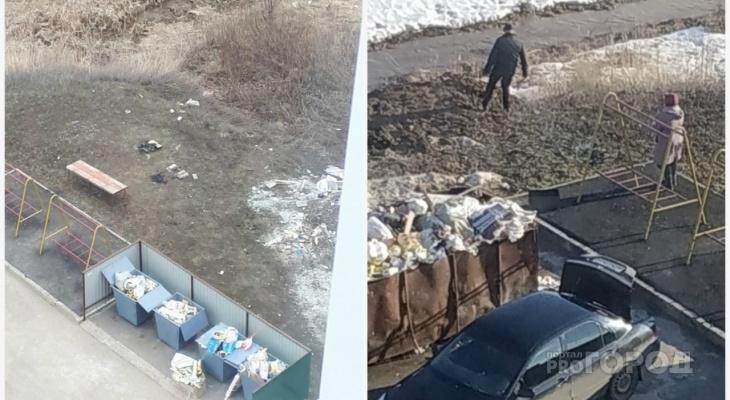 Выходные жителям Чувашии испортили шашлыки у дома и принудительный субботник