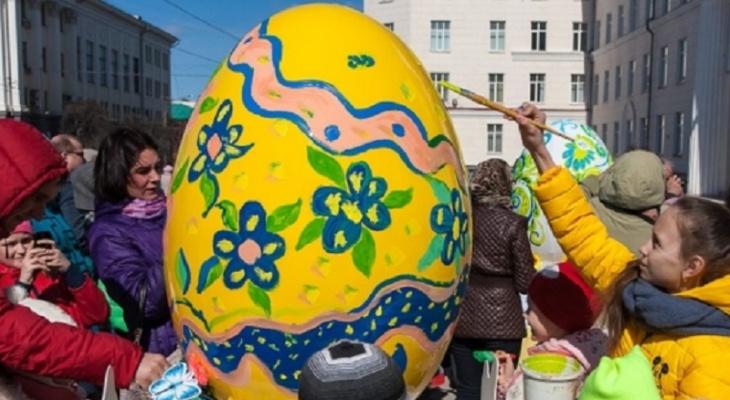 В Чебоксарах на Пасху пройдут ярмарки и фестивали