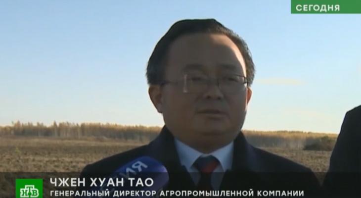 На НТВ прошлогоднюю съемку о моргаушской земле выдали за актуальную проблему