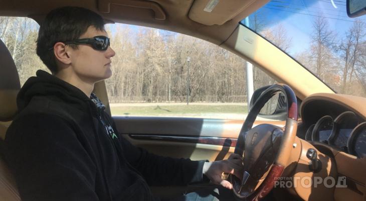 Чебоксарец купил Porsche Cayenne, чтобы работать в такси