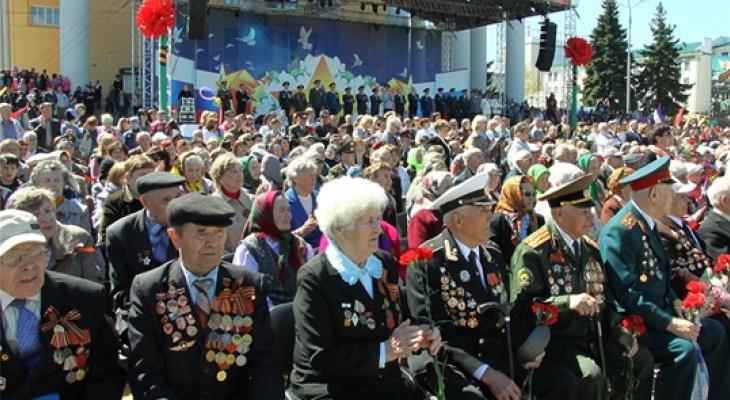 Ко Дню Победы ветераны получат по 10 тысяч рублей