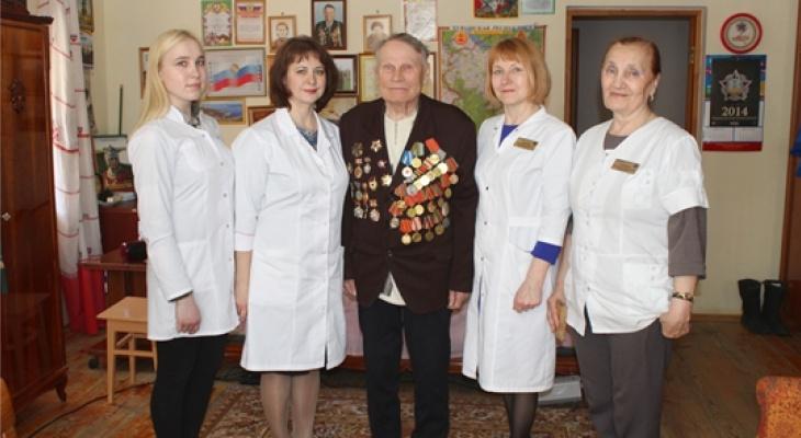 Ветеран-долгожитель: «Не курил даже на фронте, махорку на сахар менял»